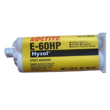 乐泰 环氧胶 结构粘结,Loctite E-60HP 长寿命型,50ml
