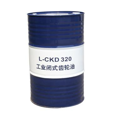 昆仑 齿轮油,L- CKD 320 重负荷,170kg/桶