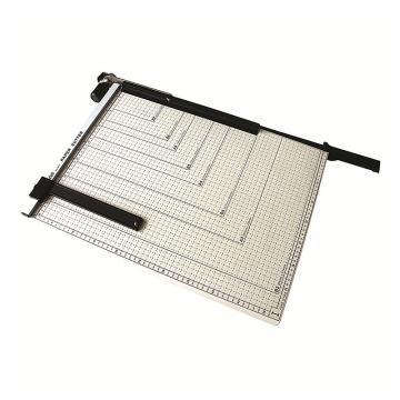 得力 切纸刀,钢质 8012(A3) 单位:个