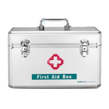 金隆兴B016-2铝合金多层家庭药箱应急箱