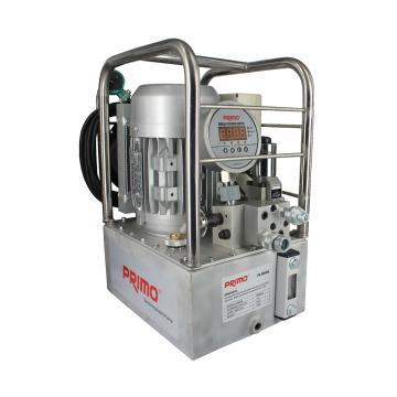 普锐马数控液压扳手泵/液压站,PE8042K4 一拖二