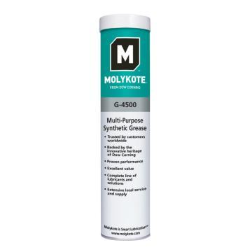 摩力克润滑油脂,MOLYKOTE G-4500,400ML