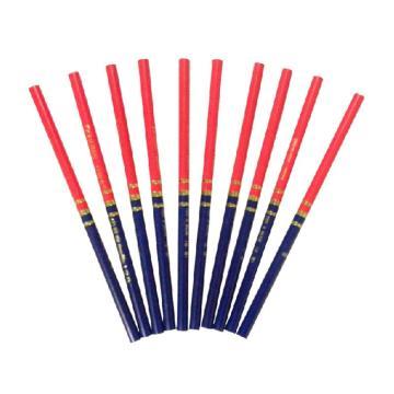 中华 120 红蓝铅笔 红、蓝  50支/盒