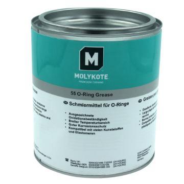 摩力克润滑密封脂,MOLYKOTE 55 O-Ring,1KG
