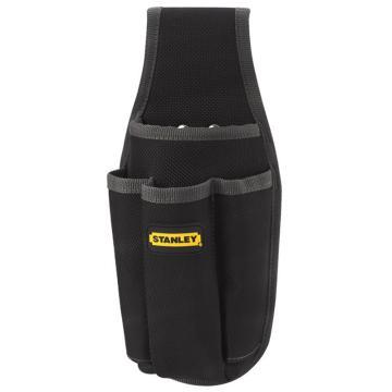 史丹利工具腰包,(不包含腰帶,腰帶MAJ440需另購)雙袋雙插孔 96-257-23