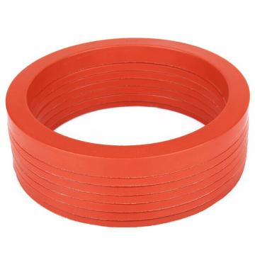 活塞杆用V型夹布组合,340*380*80,7组件,材质氟橡胶混合织物