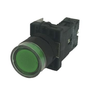 正泰CHINT NP2系列按钮,NP2-EW3365 220V LED