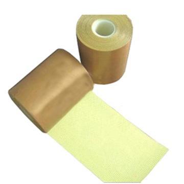 德斯科 特氟龙耐高温胶带,棕色,0.18mm*100mm*10m