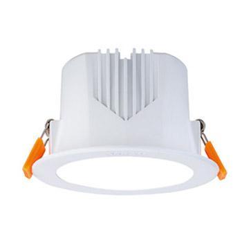 欧司朗 皓睿LED筒灯2代,8W 6500K 冷白,4052899487406开孔直径100mm, 灯具外径116mm