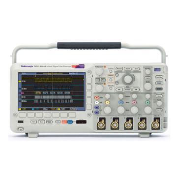 Tektronix/泰克 混合信号示波器MSO2024B,4通道,200MHz,1GS/s