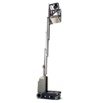 JLG 自行直立桅柱式高空作业平台,平台最大高度(m):5.82 额定载重(kg):160,20MVL