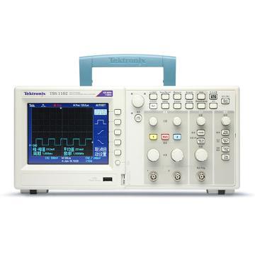 Tektronix/泰克 数字存储示波器TBS1102,2通道,100MHz,1GS/s