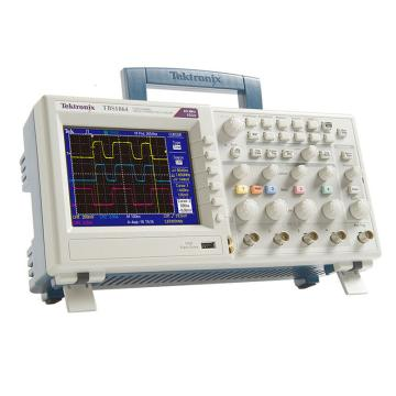 Tektronix/泰克 数字存储示波器TBS1064,4通道,60MHz,1GS/s