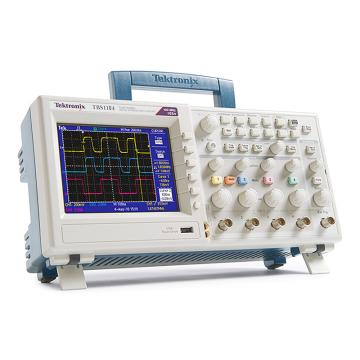 Tektronix/泰克 数字存储示波器,TBS1104,4通道,100MHz,1GS/s