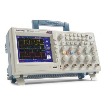 Tektronix/泰克 数字存储示波器,TBS1154,4通道,150MHz,1GS/s