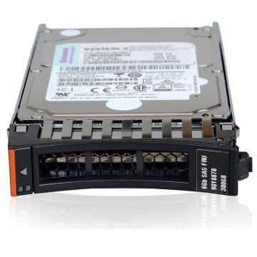 联想(Lenovo) IBM服务器硬盘 System X86 专用2.5英寸热插拔硬盘 300GB 10K SAS 编号 90Y8878