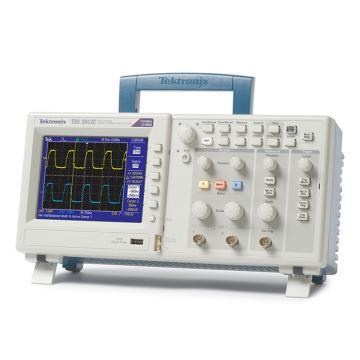 Tektronix/泰克 数字存储示波器TDS2012C,2通道,100MHz,2GS/s