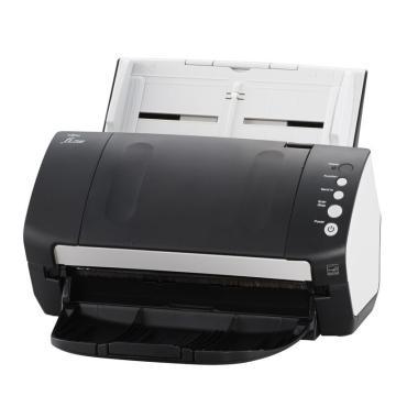 富士通Fi-7140扫描仪A4高速双面自动进纸馈纸式扫描仪