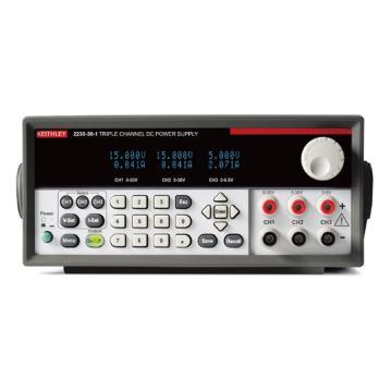 KEITHLEY/吉时利 多输出直流电源,2230-30-1,3通道,30V,5A,USB连接