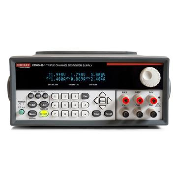KEITHLEY/吉时利 多输出直流电源2230G-30-1,3通道,30V,5A,USB&GPIB连接