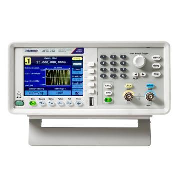 Tektronix/泰克 任意波形/函数发生器,AFG1022,2,25MHz,125MS/s