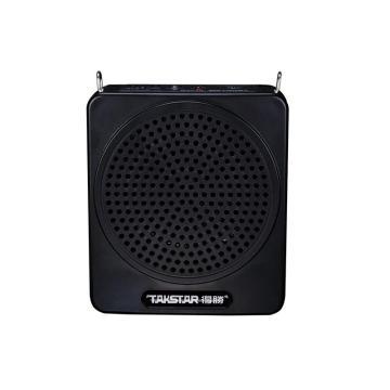 得胜(Takstar) 小蜜蜂腰挂大功率教师教学扩音器,导游喊话器 黑色 E180M 单位:台