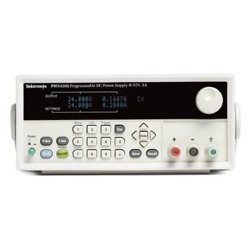 Tektronix/泰克 USB 可编程直流电源,PWS4305,1,30V,5A,USB