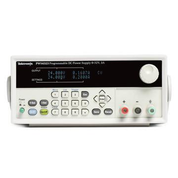 Tektronix/泰克 USB 可编程直流电源,PWS4323,1,32V,3A,USB