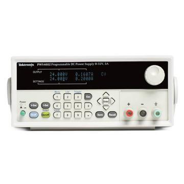 Tektronix/泰克 USB 可编程直流电源,PWS4602,1,60V,2.5A,USB