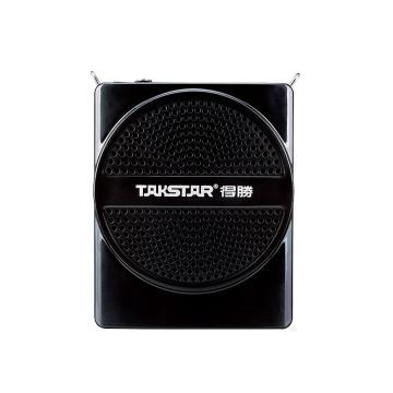 得胜(Takstar) 小蜜蜂腰挂大功率教师教学扩音器,导游喊话器 黑色 E188 单位:台
