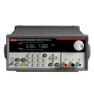 KEITHLEY/吉时利 USB 和 GPIB 可编程直流电源2200-32-3,单通道,32V,3A