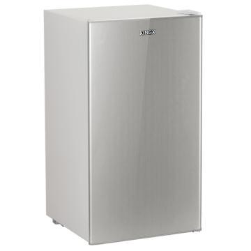 星星 90升节能单门拉丝小冰箱 BC90-TC
