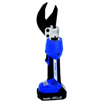 柯劳克充电式液压断线钳,切割能力 ø32mm,ES32L,带一电一充
