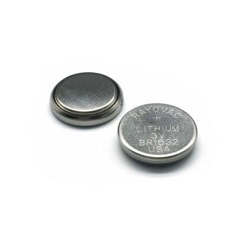 RAYOVAC 耐高温3V BR1632  纽扣式锂电池