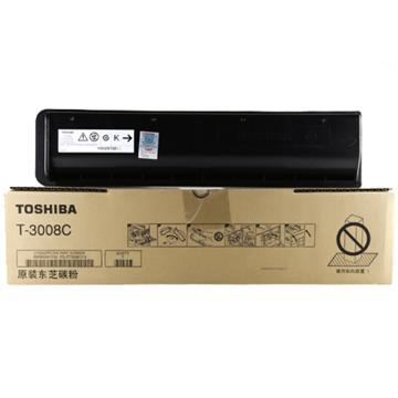 东芝(TOSHIBA)PS-ZT3008C原装墨粉盒耗材E2508A/3008A/3508 单位:盒
