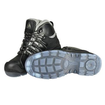 代尔塔DELTAPLUS 安全鞋,301911-37,WATERPROOF级户外防水鞋