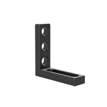 Siegmund焊接用止挡和夹紧角175L 175x50x175mm