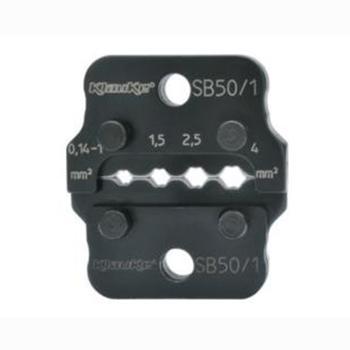 柯劳克SB50压接模,0.1-1/1.5-2.5/4mm²,SB501