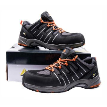 代尔塔 X-RUN运动款防砸、防静电、防刺穿安全鞋,尺码:43