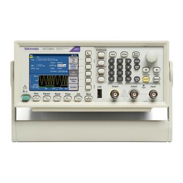 Tektronix/泰克 任意波形/函数发生器,AFG2021,单通道,20MHz,250MS/s