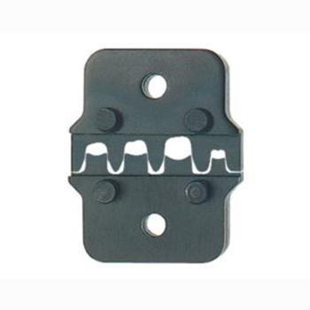 柯劳克CR50压接模,0.5-2.5mm²,标记宽度6.3mm,CR504