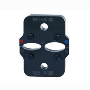 柯劳克IS50压接模,单压接,0.5-2.5mm²,IS504