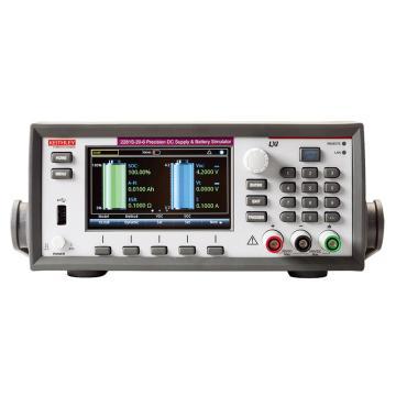 KEITHLEY/吉时利 动态型电池模拟器,2281S-20-6,单通道,20V,6A,USB、GPIB、LAN