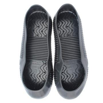 泰克 鞋套,M(37-40),防滑鞋套非通风款黑色