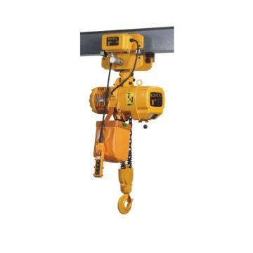 起泽环链电动葫芦 运行式, 380V HHBD-1T*3米(双链) 3.9M/min