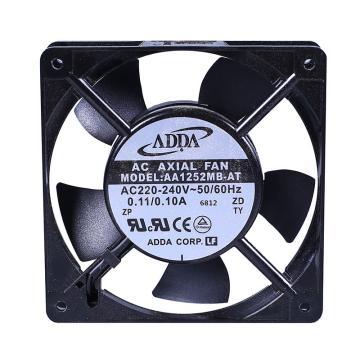 ADDA 散热风扇 AA1252MB-AT,AC220V,120×120×25mm