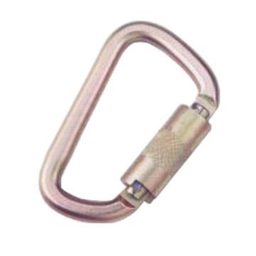 安全钩,PROTECTA自动锁紧安全钩,钢材料,17.5mm开口,2000112