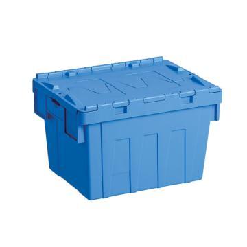 环球 斜插箱,尺寸(mm):400X300X260,蓝色