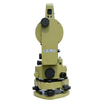 蘇一光 光學經緯儀,J2-2(主機),配木腳架