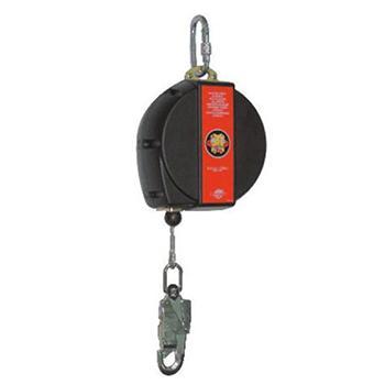 逃生缓降器,PROTECTA速差器,镀锌钢外壳,长度40米,直径4mm镀锌钢缆,AD340